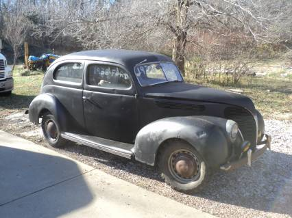 Not just another rusty ride rat rod project 1938 ford 2 for 1938 ford 2 door coupe