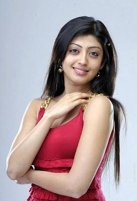 Pranitha, Actress