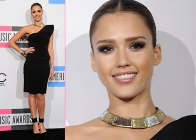 Jessica Alba ,American Music Awards, Entertainment