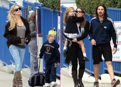 Kate Hudson,  Christian Bale,Entertainment