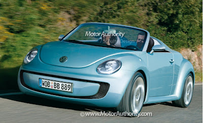 Volkswagen Beetle 2012 ,technology