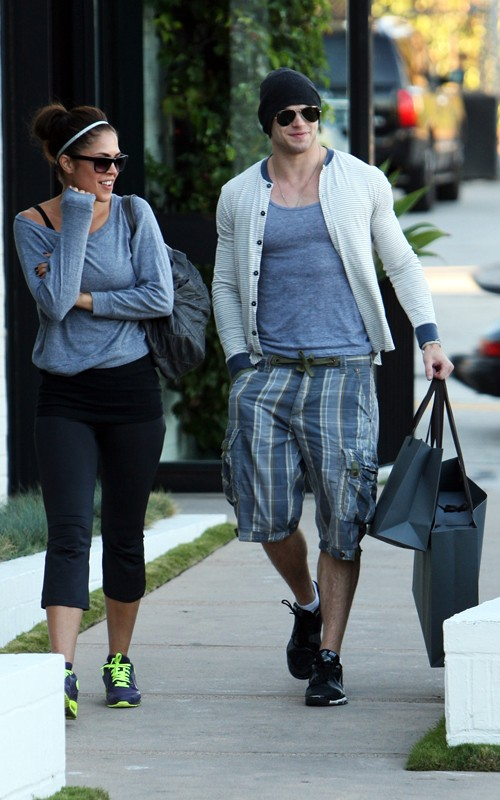 Kellan Lutz, Celebrity Gossip