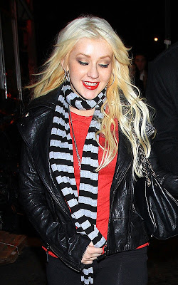 Christina Aguilera, Entertainment
