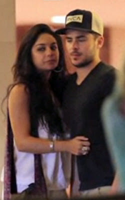 Zac Efron, Vanessa Hudgens, Entertainment