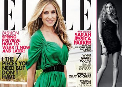 Sarah Jessica Parker, Celebrity