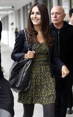 Camilla Belle, Celebrity Gossip