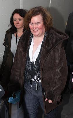 Susan Boyle, singer