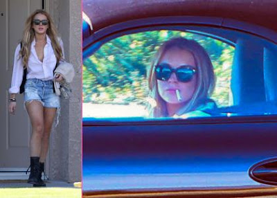 Lindsay Lohan , Hollywood  Actrees