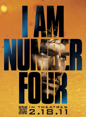 I Am Number Four, movie