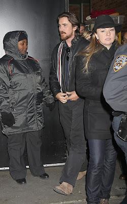 Christian Bale, Celebrity Gossip