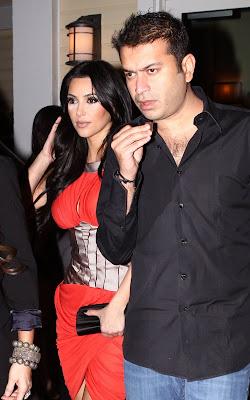 Kim Kardashian, Celebrity Gossip