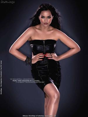 Sonakshi Sinha, Bollywood Actress