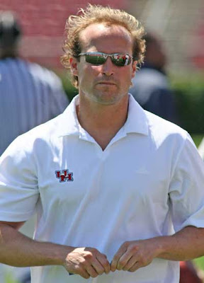 Dana Holgorsen, American  football  player
