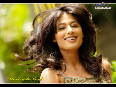 Chitrangada Singh, Indian film actress