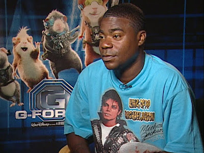 Tracy Morgan, American actor