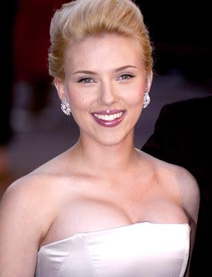 Scarlett Johansson, American Actress, singer