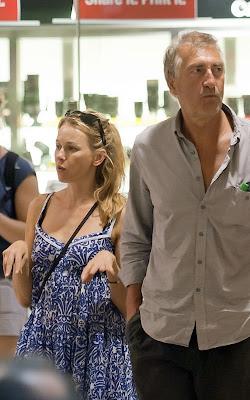 Liev Schreiber,  Naomi Watts, Celebrity Gossip