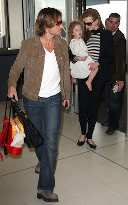 Nicole Kidman, Keith Urban, Celebrity Gossip