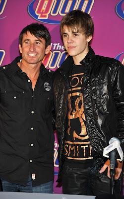 Justin Bieber's, singer