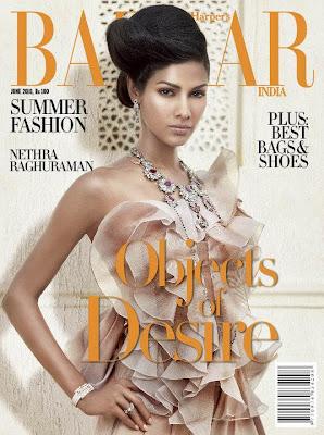 Karishma Kapoor,  Harper's Bazaar Magazine