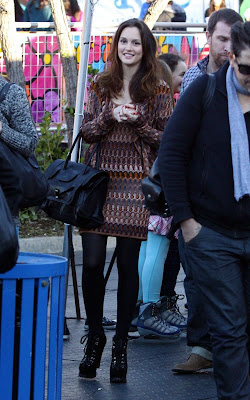 Leighton Meester, Celebrity Gossip
