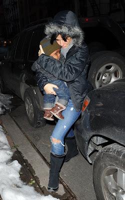 Sandra Bullock, Louis, Celebrity Gossip