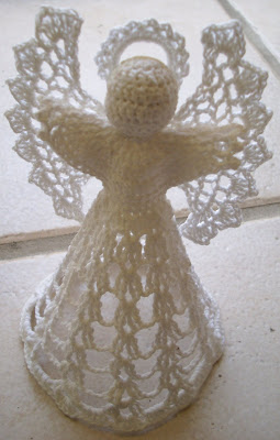 Crochet Patterns - Crochet Angel Patterns - Crochet