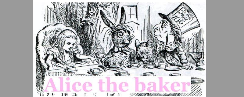 Alice the baker