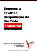 BONECOS EM DEFESA DO RIO