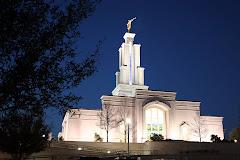San Antonio Temple