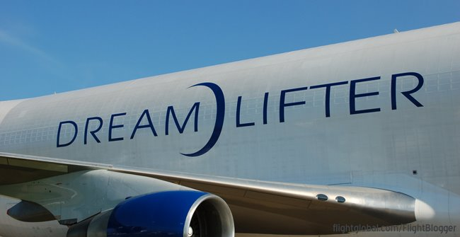 Dreamlifter Movements