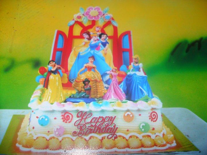 Selain kue ulang tahun barbie kami juga menyediakan kue ulang tahun ...