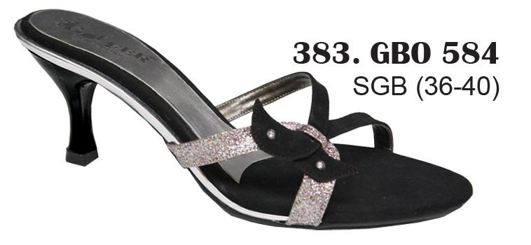 Sandal Cewek Kulit 383