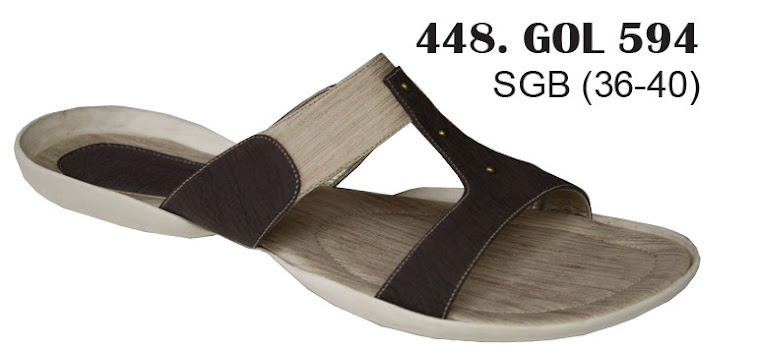 Sandal Cewek Kulit 448