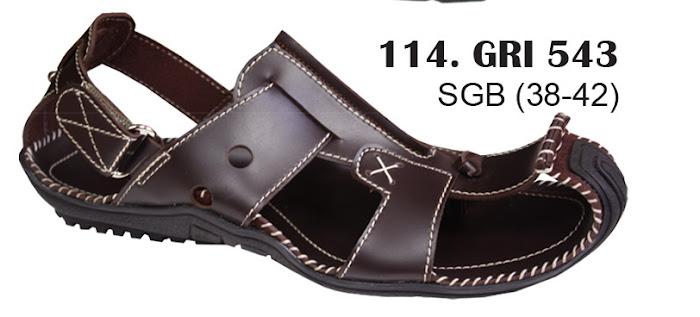 Sandal Cowok Model 114
