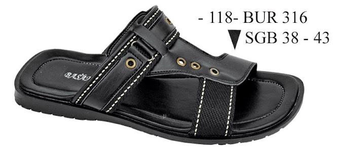 Sandal Cowok Model 118B