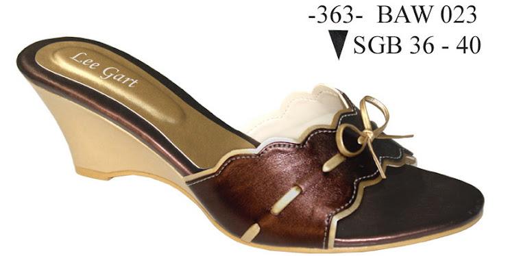 Sandal Cewek Kulit 363B