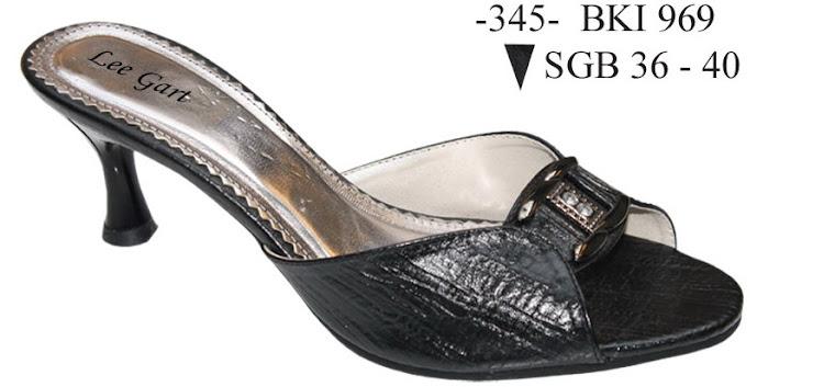 Sandal Cewek Kulit 345B