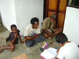 Penutur Bahasa Marenggi