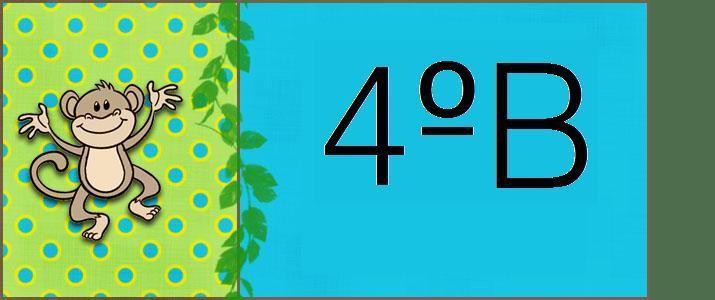 4ºB Curso 2008 - 2009
