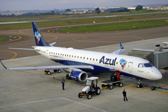 Flights to Brazil AZUL Airlines