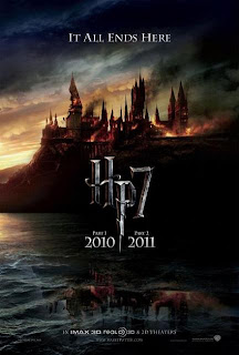 Harry Potter and The Deathly Hallows Movie Poster