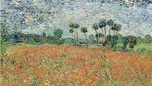 Las Amapolas de Vincent Van Gogh