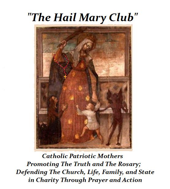 The Hail Mary Club