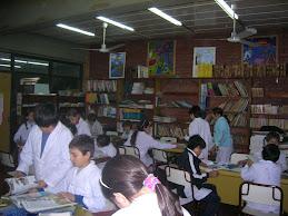 Esta es nuestra Biblioteca