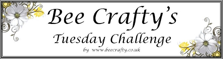 The Bee Crafty Challenge Blog