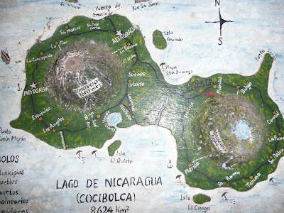 Ometepec on Sino Disfrutar De Cada Piedra Del Camino  Nicaragua  Isla De Ometepec