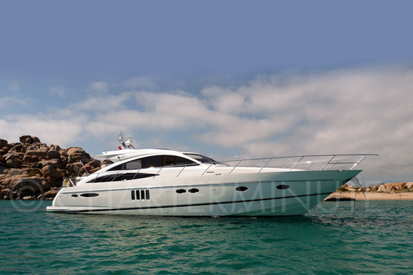 Full yacht charter specification: click here