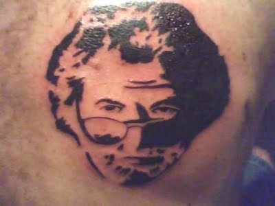 Found tattoo from Rate My Ink, posted by Chris Greenan