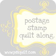 Postage Stamp QAL